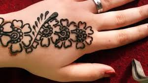 Step By Step Simple Mehndi Design Video Dailymotion