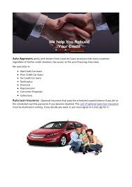 Are there any types of vehicles bank of america does not finance? Looking For Auto Loans Online By Auto Approvers Issuu