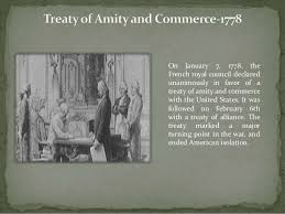 「A formal treaty of alliance followed on February 6, 1778.」の画像検索結果
