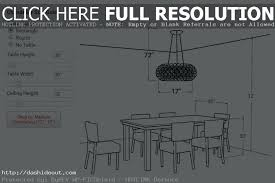 dining room lighting no chandelier. full image for no overhead lighting in dining room chandelier size chandeliers design