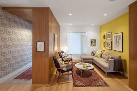 toronto living room chair covers with rectangular area rugs contemporary and yellow accent wall geometric pattern