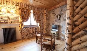Case Di Montagna Interno : Relais in pietra e legno gli chalet di montagna