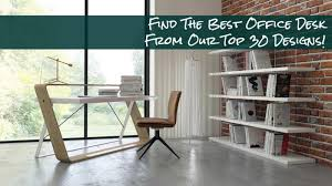 Image Shaped Youre On The Hunt For The Very Best Office Desk Modern Digs Best Office Desk Guide 30 Modern Designs Youll Love Modern Digs