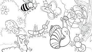 coloring book print out insect coloring pages insects free colouring bugs for kids beautiful and spiders