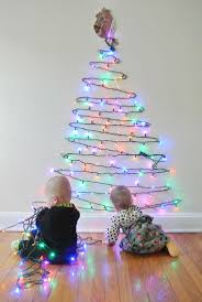 Christmas Tree Design On Wall With Lights 10 Benefits Of Christmas Tree Of Lights On Wall Warisan