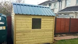 timber garden sheds bespoke garden sheds