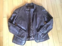 danier genuine leather jacket women s size uk 6 8
