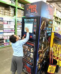 Vending Machines Auckland Adorable DVD Kiosks Offer Lifeline To Stores Stuffconz