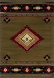 oriental weavers sphinx hudson casual green rug hud 087j1 southwestern area rugs by plushrugs