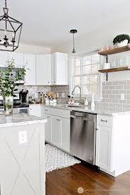 Raleigh NC Interior Designer White Budget Kitchen Renovation Simple Kitchen Remodeling Raleigh Nc Minimalist Remodelling