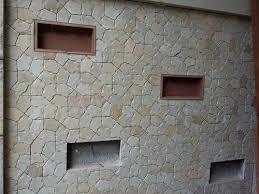 boundary wall decorative natural stone tiles