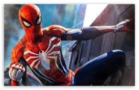 marvel s spiderman insomniac 4k