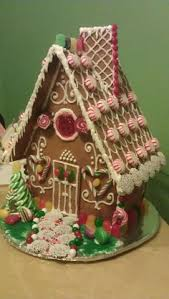 creative gingerbread house decorating ideas. 2011 Gingerbread House For Creative Decorating Ideas