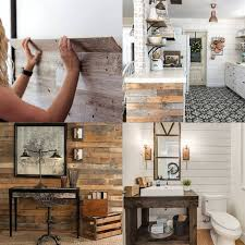 part 3 alternative materialethods to get the look with less work hint shiplap wallpaper