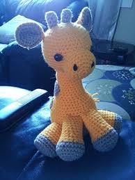 Crochet Giraffe Pattern Stunning Ravelry Baby Giraffe Amigurumi Pattern By Courtney Deley