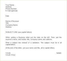 14 Sample Of A Business Letterhead Statement Letter