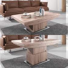 dining table in sonoma oak