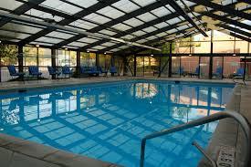 wonderful blue white brown wood amazing indoor pool house