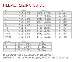 Bmw Motorrad Helmet Size Chart Uncommon Bmw Helmet Size Chart