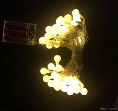Mini String Lights Battery Operated