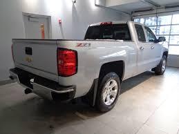 2014 Used Chevrolet Silverado 1500 4WD Double Cab Standard Box LT ...