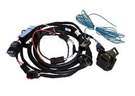 complete wiring harness kit jeep wiring diagram for you • amazon com mopar oem jeep commander trailer tow wiring harness kit rh amazon com custom wiring