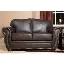 Concept Comfortable Leather Couches Loveseats Shop The Best Deals For Sep On Inspiration Decorating
