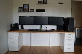 Counter Top Desks Newly Built Desk Battlestations