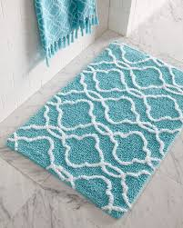 tangiers bath rug