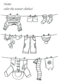 jewelry coloring page winter clothes coloring page worksheets winter and school winter clothes coloring page worksheets