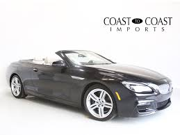2017 BMW 6 Series 650i Convertible RWD For Sale - CarGurus