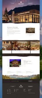 Wyoming Website Design The Lodge Conference Centre At Jackson Hole Website Design