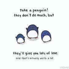 Penguin Love Quotes Unique Penguin Love Quotes Tumblr Digitalspace
