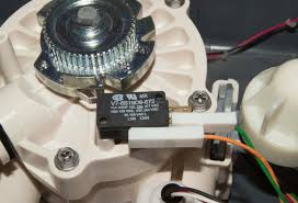 How To Repair A Water Softener How To Replace The Rotor Position Switch On A Water Softener