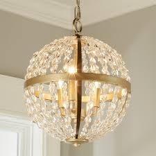 cool small chandeliers crystal and gold globe chandelier jpg c beds charming small chandeliers