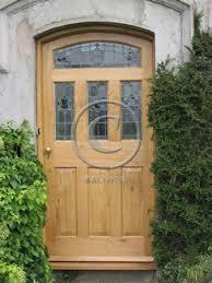 ed1 gothic oak door