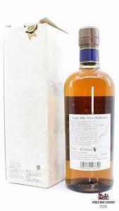 nikka whisky 10 years old yoichi