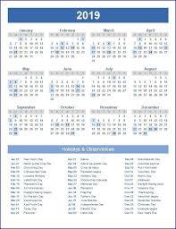 excel calandar free printable 2019 calendar excel top 10 free 2019 calendar