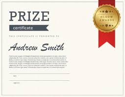 Honorable Mention Certificate 27 Printable Award Certificates Achievement Merit Honor