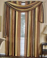 ombre sheer tailored panels blue achim contemporary modern curtains