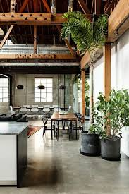 Dark and dashing industrial style home with fascinating decor and smart  lighting