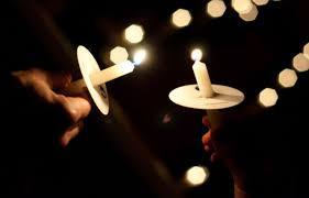 Image result for candlelight service christmas eve