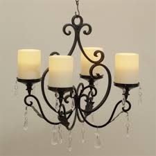 furniture frugal home ideas pb knock off candle chandelier pertaining to flameless candle chandelier renovation