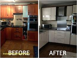 cost to replace kitchen cabinets glamorous replacing kitchen