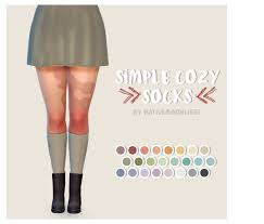 These would be AWESOME for Velma. | Sims 4 mm, Sims 4, Sims 4 cc packs