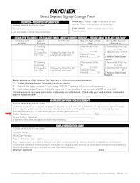 Employee Direct Deposit Authorization Agreement 20 Printable Direct Deposit Authorization Form Adp Templates