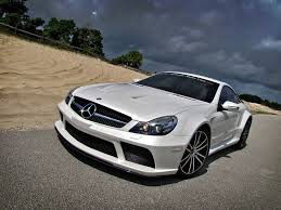 Mercedes SL65 AMG Black Series by Renntech and Domani Motors ...