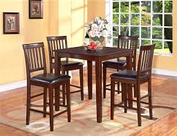 square high top kitchen table sets latest and chairs with best tall design bath ideas in square high top kitchen table