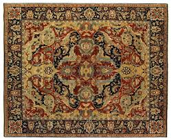 area rugs polonaise hand knotted wool red blue dark brown area rug