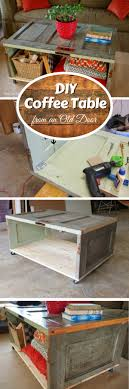 Diy Coffee Table 13 Easy Diy Coffee Tables You Can Actually Build Yourself